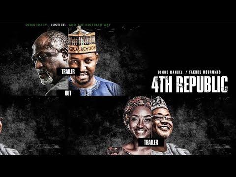 4th Republic Movie Premiere in Kano
