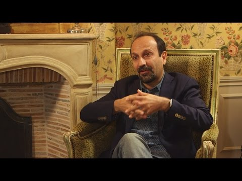 Director Asghar Farhadi Interview on his film 'The Salesman'