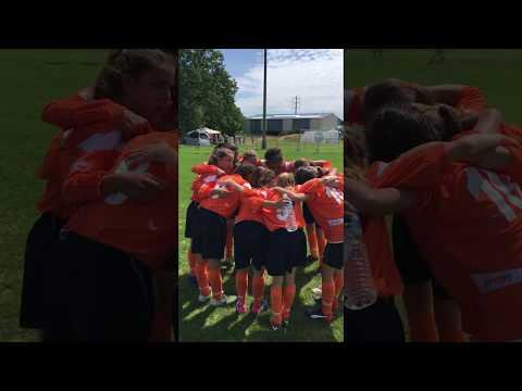 2017-06 cri de guerre des U14F au tournoi de Bourny
