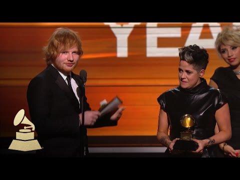 Ed Sheeran | Song of the Year | 58th GRAMMYs