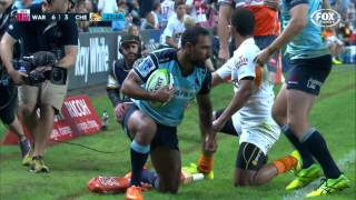 Waratahs v Cheetahs Rd.11 2016 | Super Rugby Video Highlights