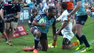 Waratahs v Cheetahs Rd.11 2016 | Super Rugby Video Highlights