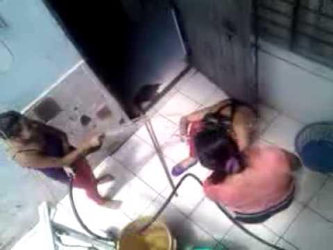 camaras mujeres bañandose