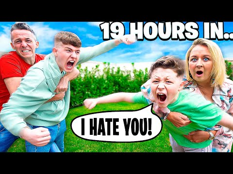 ARGUING IN FRONT OF our PARENTS for a whole day... *PRANK*