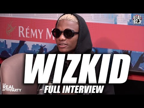 Wizkid announces new album w/ Ty Dolla Sign, talks coming from Nigeria, & more w/ #TRAP