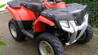 2. polaris hawkeye 2x4