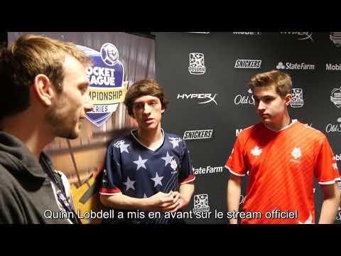 Interview Kronovi - RLCS Worlds Season 5 - LANdon - Copper Box Arena