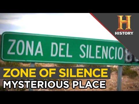 VIDEO: Tajemné místo v Mexiku – Zóna ticha
