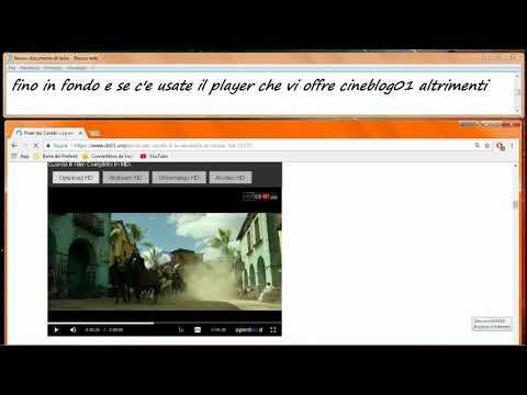 COME GUARDARE I FILM GRATIS!!! :D