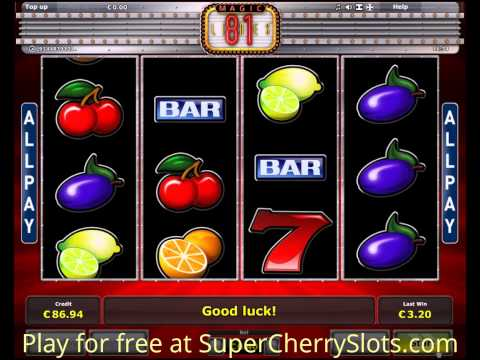 Magic 81 Lines Slot - Novomatic Casino games