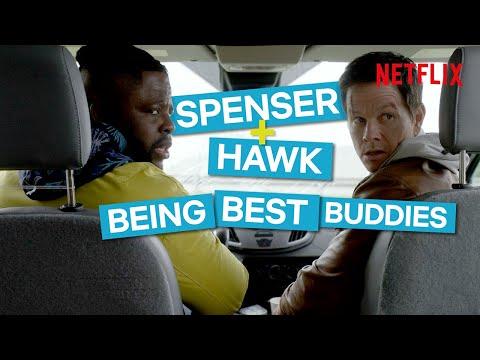 Spenser Confidential | The Best of Mark Wahlberg and Winston Duke