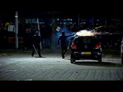 Pays-Bas : nouvelle manifestation violente contre l'accueil de migrants