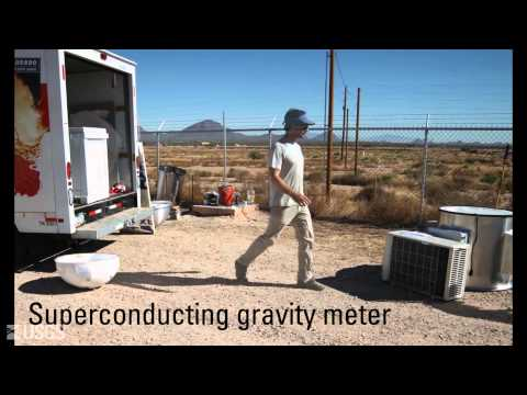 Gravity Recharge Monitoring