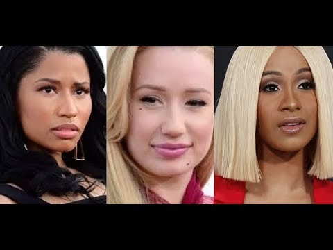 Iggy Azalea Chooses SIDES Cardi B vs Nicki Minaj BUT was Just AGAINST Women Going AGAINST Each other