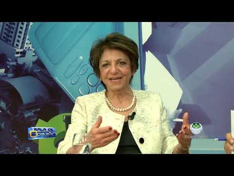 Sala de Opinião com o Dr. Aparício Carvalho Entrevistada: Dra. Carmita Abdo (Psiquiatra)