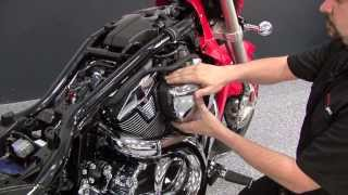Power Commander 5 Install: 2013 Suzuki M109R