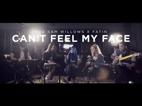 Video Can't Feel My Face - The Sam Willows x Fatin - The Weeknd Cover download in MP3, 3GP, MP4, WEBM, AVI, FLV February 2017