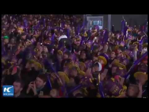Nova godina uživo: New Year's Eve – Times Square – live