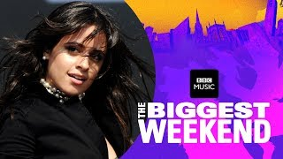 Video Camila Cabello - Havana (The Biggest Weekend) MP3, 3GP, MP4, WEBM, AVI, FLV Juni 2018
