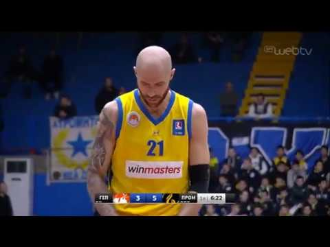Basket League 2019-2020: ΠΕΡΙΣΤΕΡΙ – ΠΡΟΜΗΘΕΑΣ | 29/02/2020 | ΕΡΤ