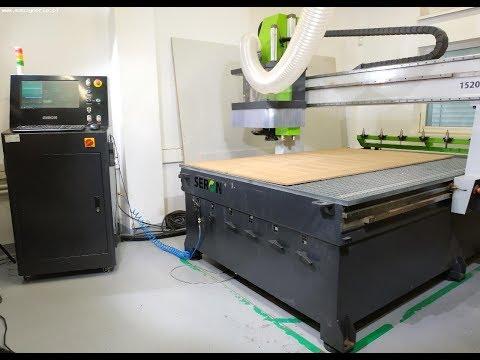 CNC Milling Machine SERON 1520 EXPERT 2017