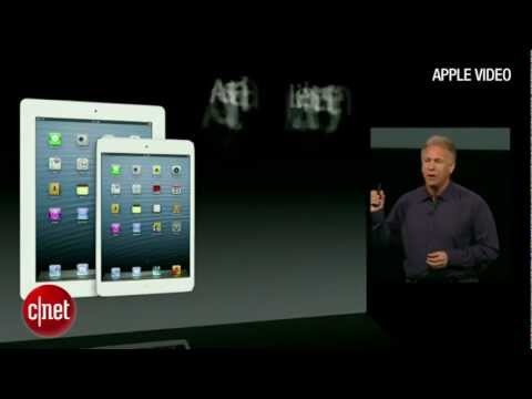 Meet Apple's new iPad Mini