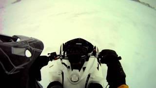 10. 2012 ski-doo Freeride 800etec 146 vs 2012 polaris assault 800 144.....and others