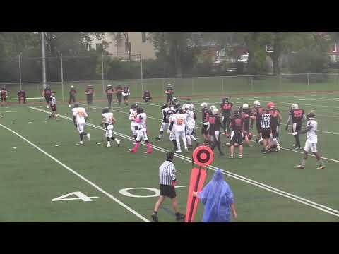 LFS12 Semaine 9: Mercenaires vs Bulldogs (28 septembre 2019)