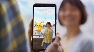 Snap the perfect picture with Pokémon GO! by The Official Pokémon Channel