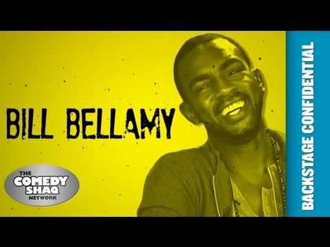 Bill Bellamy⎢Backstage Confidential Up Close and Personal⎢Episode 10⎢Comedy Shaq