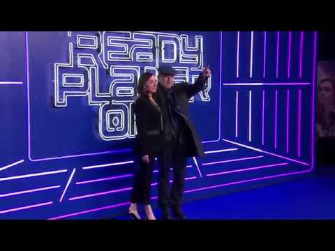 Ready Player One - European Premiere Highlights