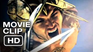 Immortals (2011) Clip - HD Movie - Poseidon