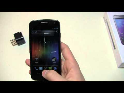 galaxy nexus unboxing - Will Verizon get this phone for $199? http://pdog.ws/rwRBLu The ultimate Android phone has arrived at PhoneDog. Aaron unboxes the Samsung Galaxy Nexus, the n...