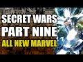Secret Wars 2015: Part 9 - All New Marvel