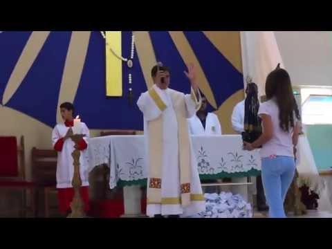 Novena e Festa de Nossa Senhora da Conceição Aparecida 04/10/15 Campos Altos MG