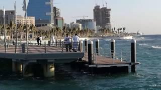 "Video New Corniche In Jeddah 2018::""كورنيش جدة""::(Beutiful & Attractive place)Saudi Arabia MP3, 3GP, MP4, WEBM, AVI, FLV Juli 2018"