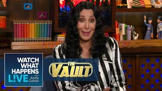 Cher Dishes On Her Iconic Career & Craziest Co-Stars To Anderson Cooper | #WCW | After Show | WWHL
