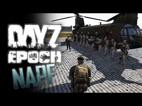 DayZ Epoch NAPF - Финальный забег на Падший Город