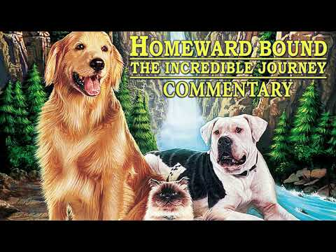 HOMEWARD BOUND: THE INCREDIBLE JOURNEY (1993) Full-Length Commentary Track (EXPLICIT)