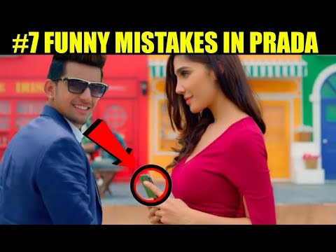 7 MISTAKES IN PRADA - JASS MANAK| Plenty Mistakes In Prada