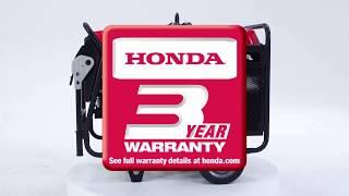 3. HONDA EB10000 Industrial Generator - Review and Price