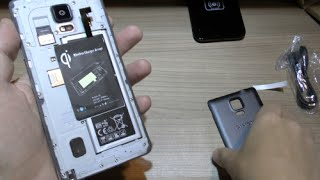 Samsung Galaxy Note 4 Wireless Charging