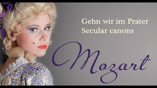 Download Lagu Mozart: Gehn wir im Prater, Secular Canons Mp3