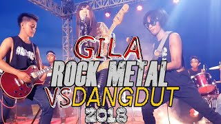 Video SADIS!!Begini jadinya Rock VS Dangdut dijadiin satu MP3, 3GP, MP4, WEBM, AVI, FLV April 2019