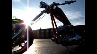 5. 2007 American Ironhorse LSC Custom Chopper US02096