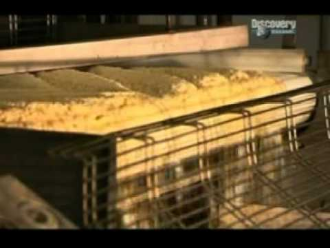 patatine in scatola (pringles): come sono fatte?