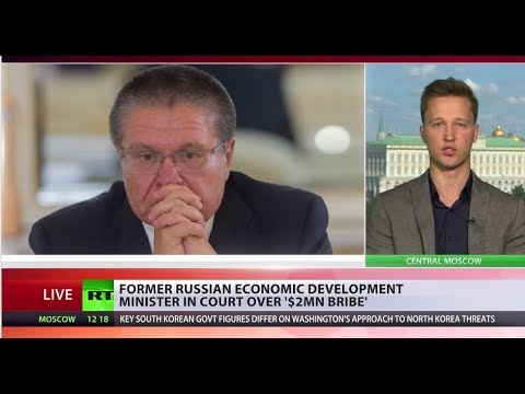'It's a set-up' – Russian ex-Economy Minister on his $2mn bribery case