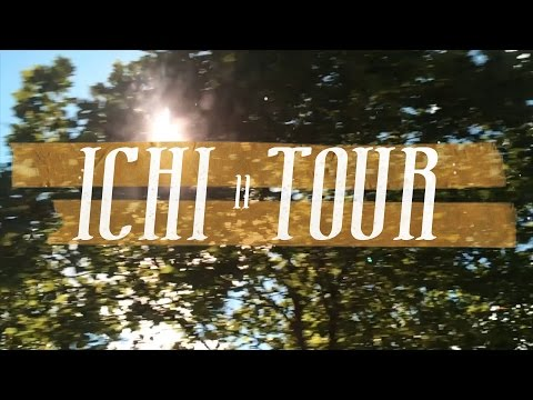THE ICHI TOUR - Parts 2 & 3: Nottingham & Edinburgh