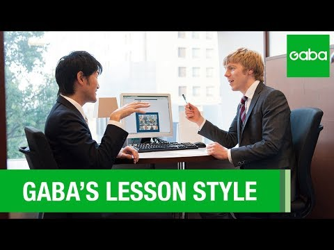 Gaba Lessons & The Teaching Methodology