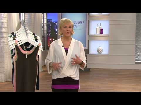 skinnytees One Size Seamless Tank Set with Pat James-Dementri